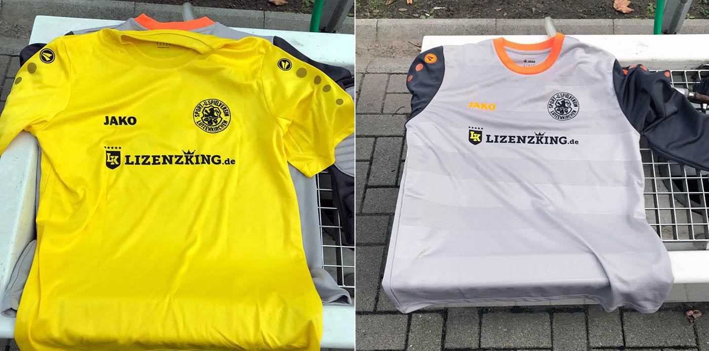 SSV Lützenkirchen Fussball C1: Mit Lizenzking in der Leistungsklasse