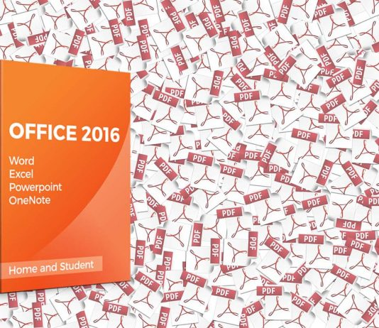 PDFs in Word-Dokumente umwandeln - mit Microsoft Office 2016