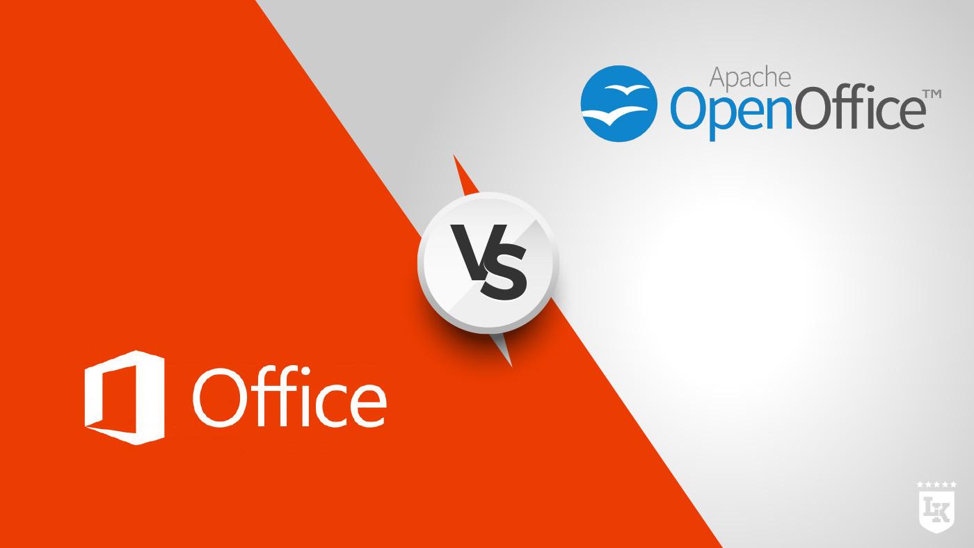 Dokumente von Microsoft Office nach OpenOffice konvertieren