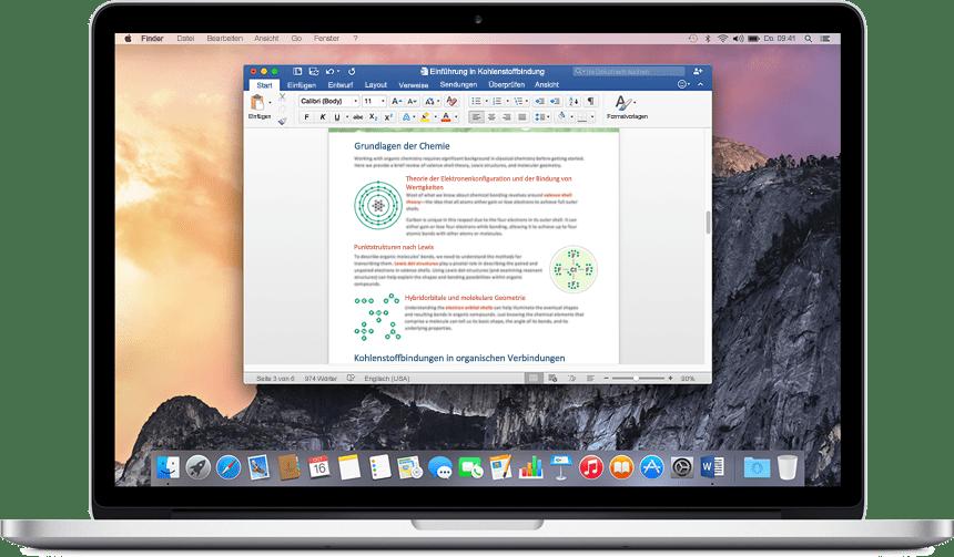 Microsoft Office 2016 Versionen im Vergleich