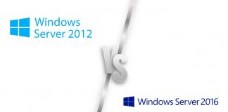 Quick-Guide Windows Server 2012 R2 vs. Server 2016