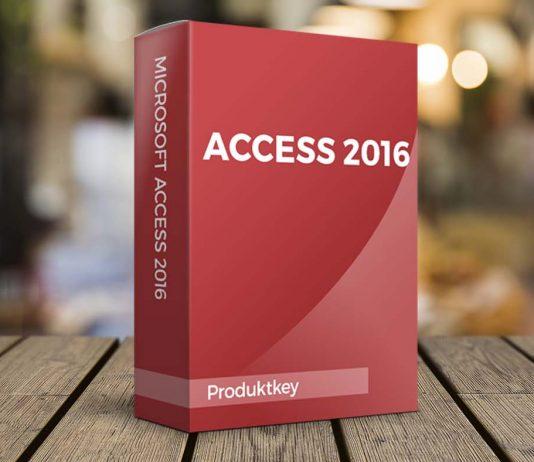 Microsoft Access 2016 kaufen: Das bietet die Datenbank-Software