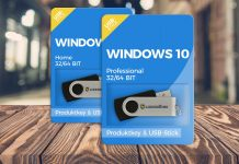 Windows 10 USB Stick: Jetzt neu im Lizenzking Shop verfügbar