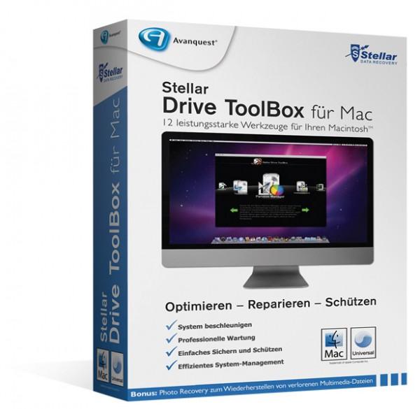 Stellar Drive ToolBox 2 MAC