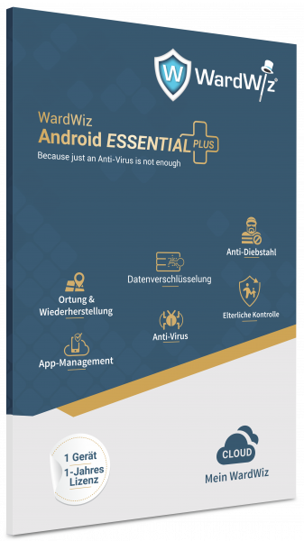 WardWiz Android Essential Plus