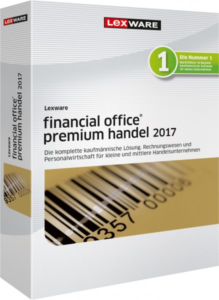 Lexware Financial Office Premium Handel