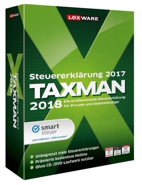 Lexware TAXMAN 2018