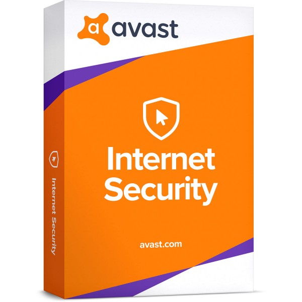 Avast Internet Security 2018 1 PC / 1 Jahr