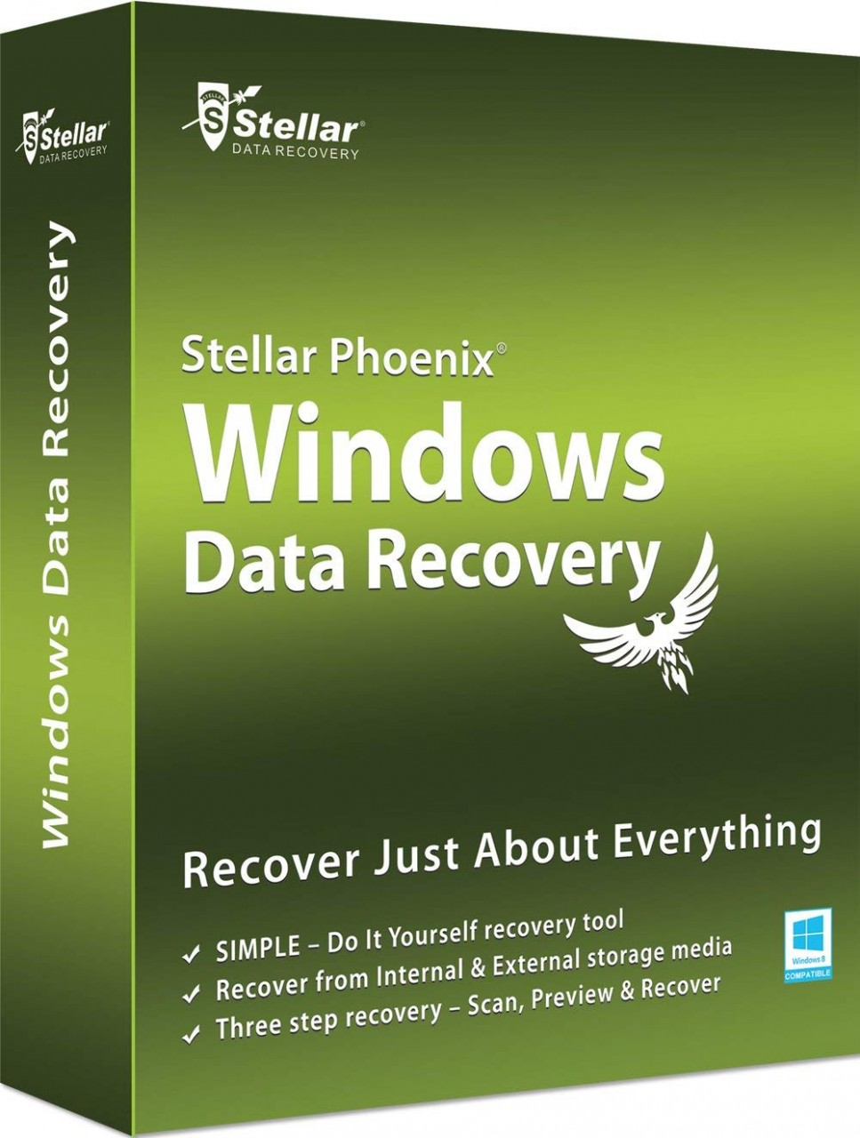 Stellar Phoenix Data Recovery 6 Professional