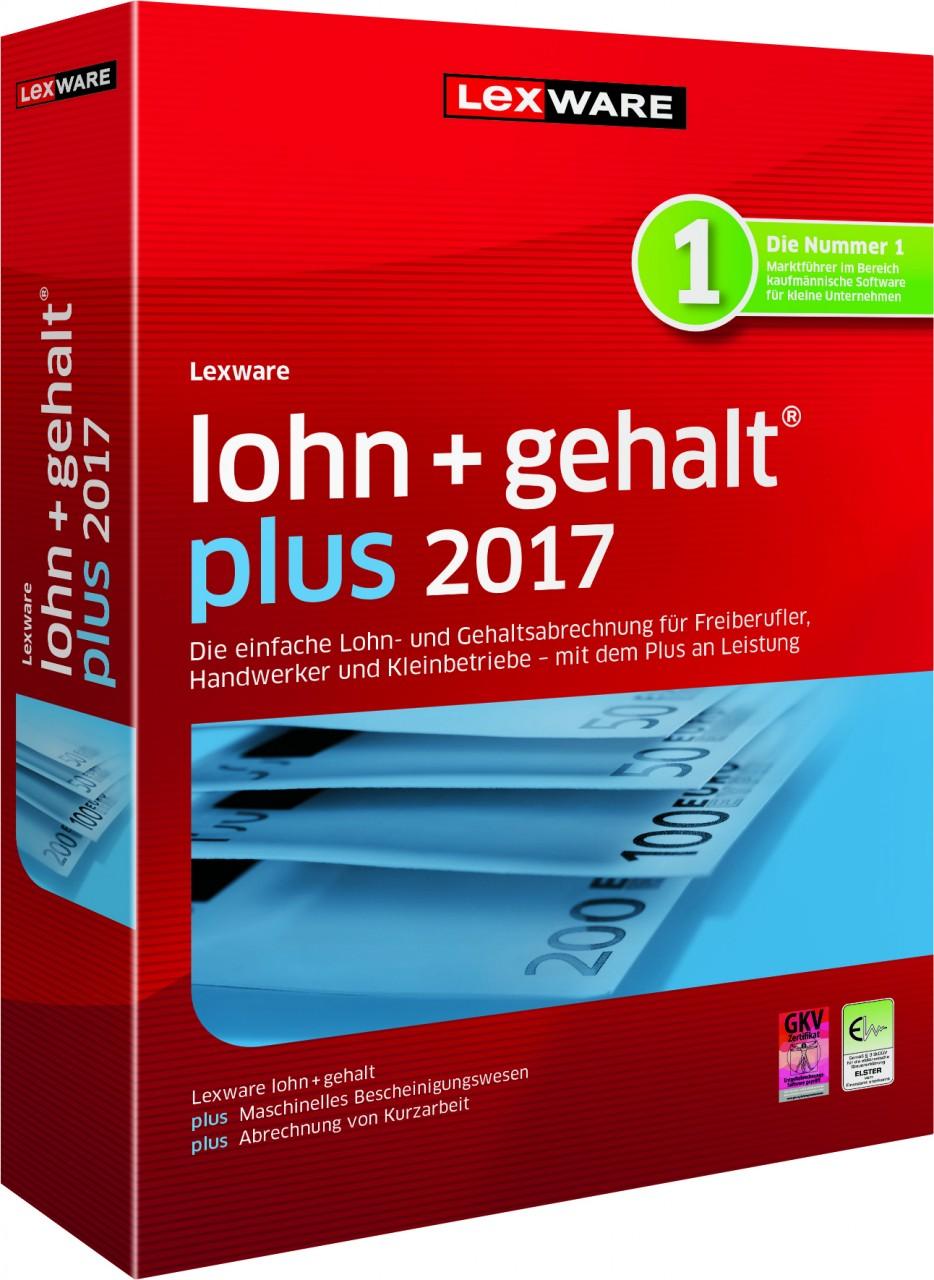 Lexware Lohn + Gehalt Plus 2018