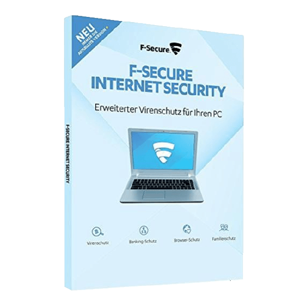 F-Secure Internet Security (1 PC / 1 Jahr)