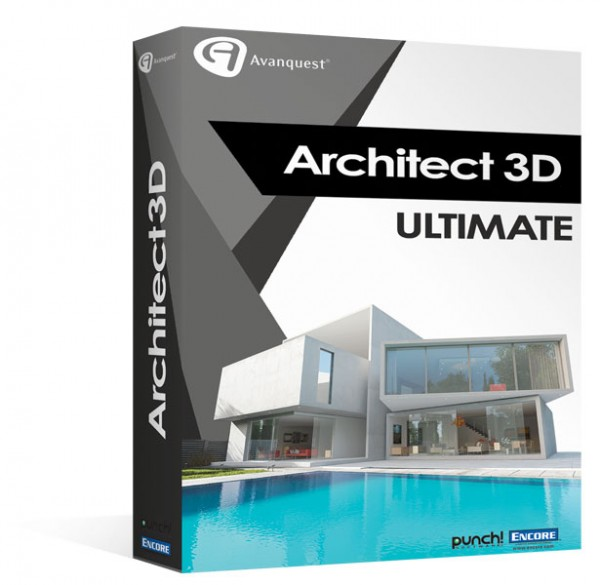 Avanquest Software Architekt 3D Ultimate