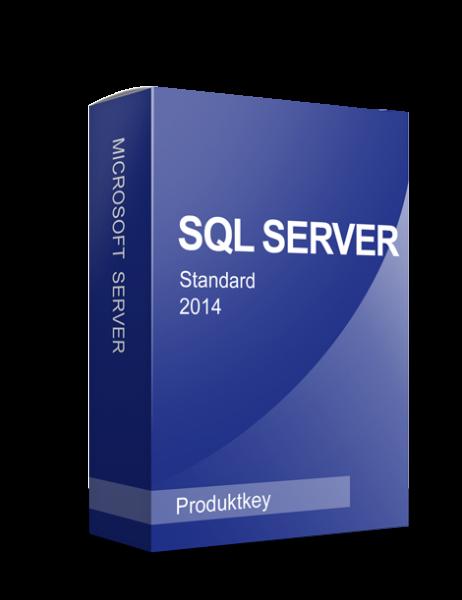 Microsoft SQL Server 2014 Standard